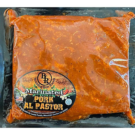 Branding Iron Ranch Marinated Al Pastor - LB