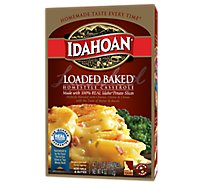 Idahoan Homestyle Loaded Baked Casserole - 3.95 OZ