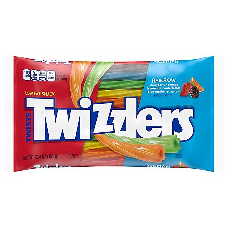Twizzler Twist Rainbow Bag - 12.4 OZ