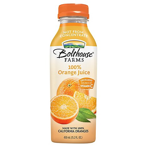 Bolthouse Farms Orange Juice - 15.2 Fl. Oz.