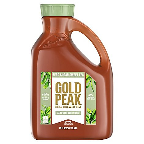 Gold Peak Diet Tea Jug - 89 FZ