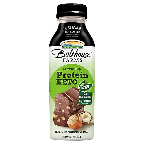 Bolthouse Farms Keto Dark Chocolate Protein Shake - 15.2 Fl Oz.