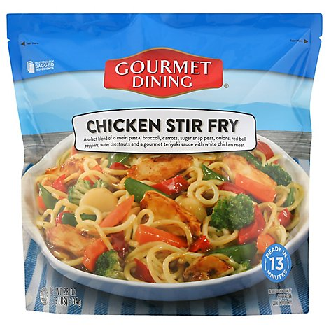 Gourmet Dining Chicken Stir Fry - 28 OZ