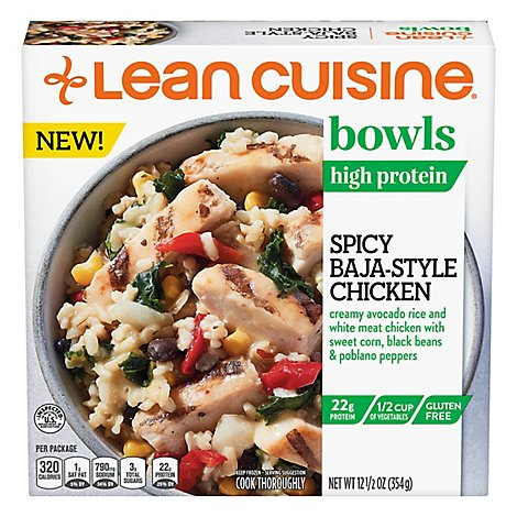 Lean Cuisine Chicken Spicy Baja Style - 12.5 OZ