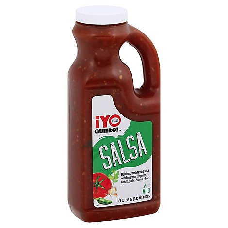 Salsa Red Mild - 36 OZ