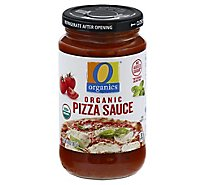 O Organics Pizza Sauce - 14 Oz