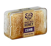 Naked Wild Cut Honey Comb - 7 OZ