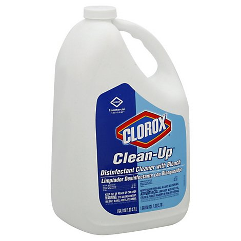 Clorox Clean-up Disinfectant Cleaner - 1 GAL