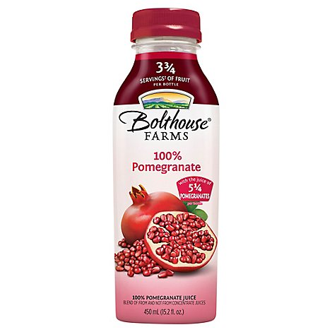 Bolthouse Pomegranate Juice - 15.2 FZ