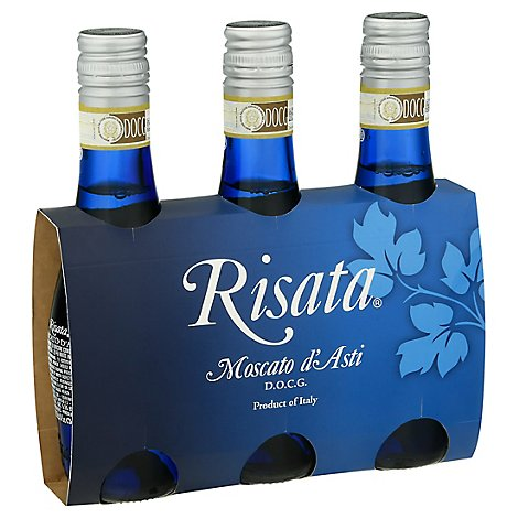 Risata Moscato Dti Win  E - 3-187 ML