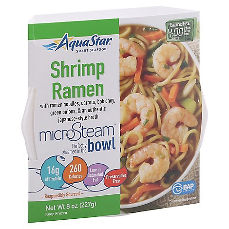 Aqua Star Shrimp Ramen Bowl - 8 OZ