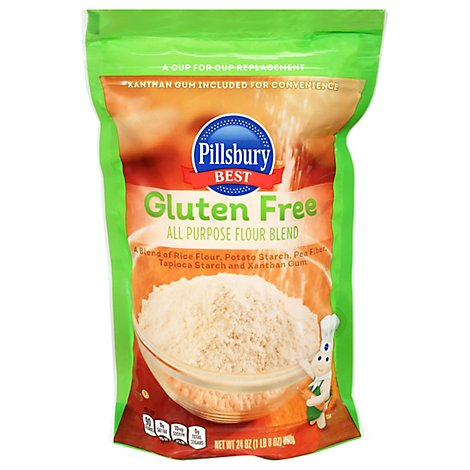 Pillsbury Best Gltn/f Flour Blnd - 24 OZ