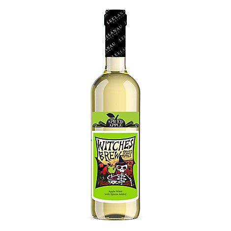 Witches Brew Spiced Apple - 750 Ml