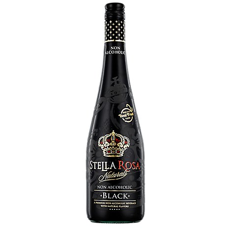 Stella Rosa Black Non-alcoholic Wine - 750 ML