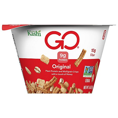 Kashi GOLEAN Breakfast Cereal in a Cup Original - 1.6 Oz