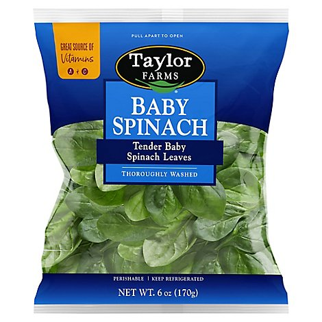 Tf Baby Spinach - 6 OZ