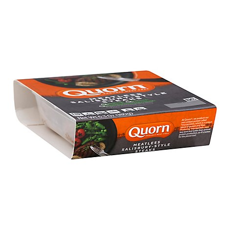 Quorn Meatless Salisbury Steak - 6.3 OZ