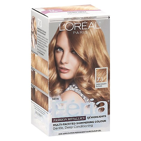 Loreal Feria Hair Color Golden Sunset - EA