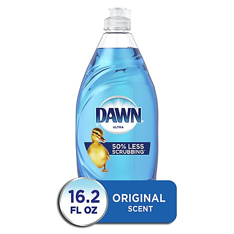 Dawn Ultra Dishwashing Liquid Original Scent - 16.2 Oz