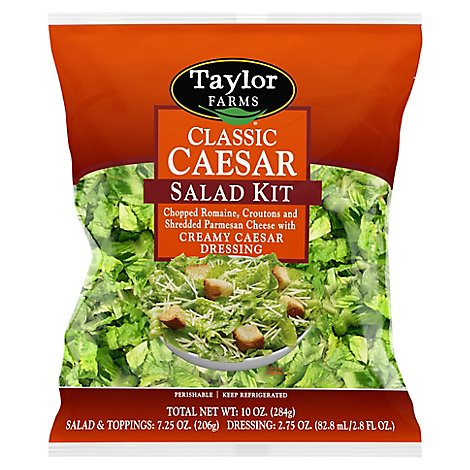 Tf Salad Caesar Kit - 10 OZ