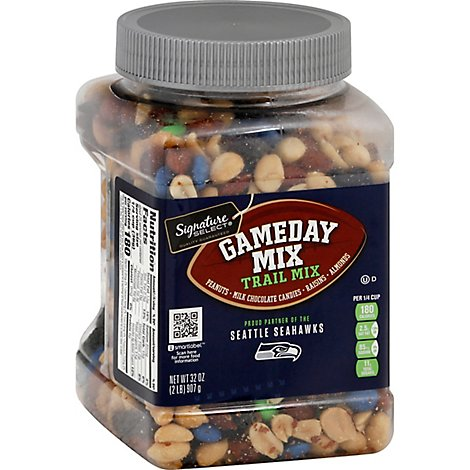 Signature SELECT Trail Mix Gameday Seattle Seahawks - 32 Oz