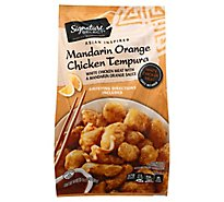 Signature Select Chicken Tempura Mandarin Orange - 18 OZ