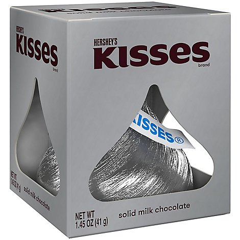 Hersheys Milk Chocolate Kiss - 1.45 OZ