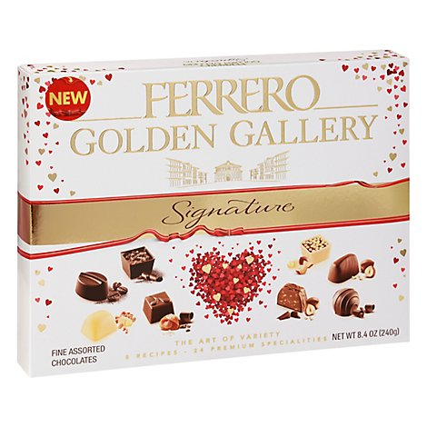 Golden Gallery Signature 24pc - EA