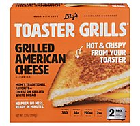 Lilys Toaster Grills Grilled Cheese - 7.3 OZ