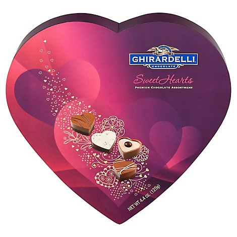 Ghir Val Sweetheart Heart Box - 4.4 OZ