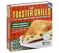 Lilys Toaster Grills Grilled Jalapeno Cheese - 8 OZ