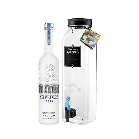 Belvedere Jar Vap - 750 ML