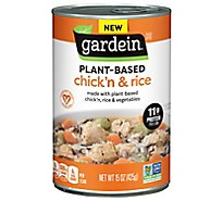Gardein Vegan Chickn & Rice Soup - 15 OZ