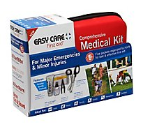 Easy Care First Aid Medical Kit Comprehensive - Each