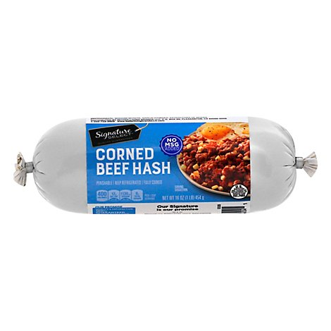 Signature Select Corned Beef Hash - 16 OZ