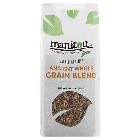Manitou Grains Whole Ancient Blend - 15 Oz