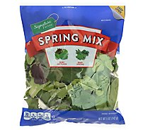 Signature Farms Salad Blend Spring Mix - 5 OZ