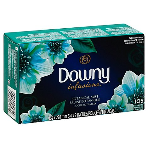 Downy Sheet Infusion Botanical Mist - 105 CT