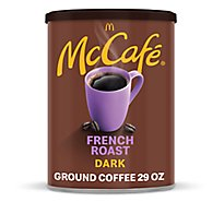 Mccafe Ground Coffee French Roast - 29 OZ