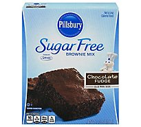 Pillsbury Sugar Free Fudge Brownie Mix - 12.35 OZ