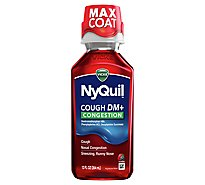 Vicks Nyquil Cough & Congestion Berry - 12 FZ