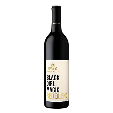 Black Girl Magic Red Wine - 750 Ml