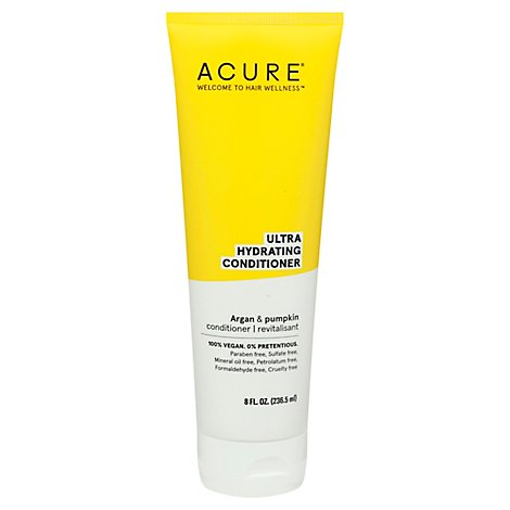 Acure Ultra Hydrating Conditioner - 8 FL OZ
