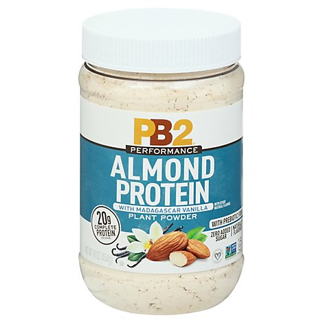 Pb2 Almond Protein Powder Van - 16 OZ