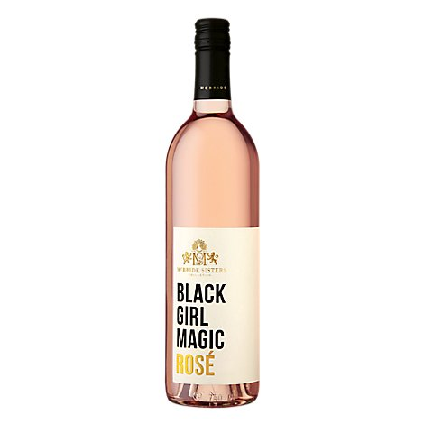 Black Girl Magic Rose Wine - 750 Ml