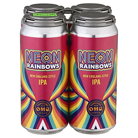 Ommegang Neon Rainbows Neipa In Cans - 4-16 FZ