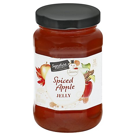 Signature Select Seasons Jelly Spiced Apple - 11.6 OZ
