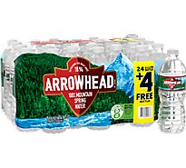 Arrowhead Spring Water - 28-16.9FZ