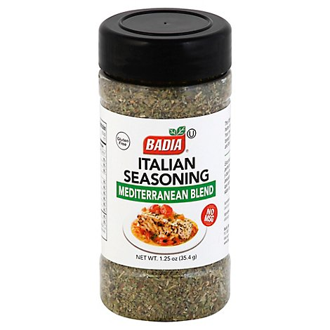 Badia Italian Seasoning - 1.25 OZ