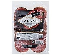 S Sel Salami Peppered - EA